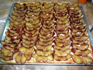 Quetschekuchen -Pfälzische Küche - Rezept