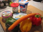 Gemüse-Dip - Rezept
