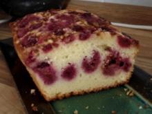 Himbeer-Joghurt-Kuchen - Rezept