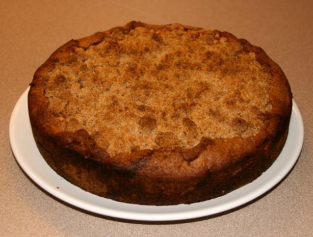 Apfelstreuselkuchen aus Vollkornmehl - Rezept - Bild Nr. 2