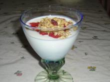 Mein probiotische Joghurt (Gesundheit beginnt im Darm) - Rezept