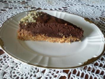 Amarettini - Schokoladenkuchen - Rezept
