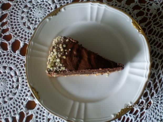 Amarettini - Schokoladenkuchen - Rezept - Bild Nr. 2