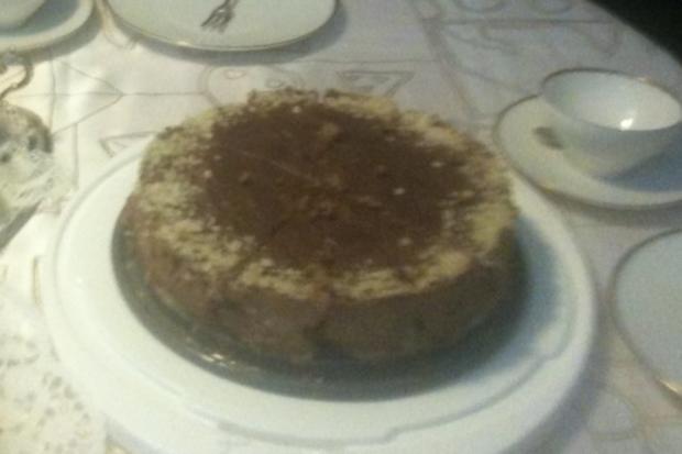 Amarettini - Schokoladenkuchen - Rezept - Bild Nr. 3