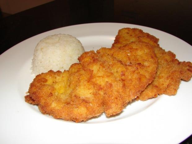 Wiener Schnitzel - Rezept
