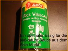 Eine einfache süß-saure Sauce - Rezept