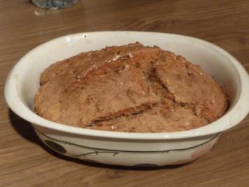 Brot & Brötchen : schnelles Brot - Rezept