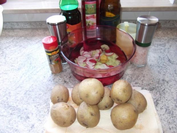 Kartoffelsalat 19. Dieter´s Art - Rezept - Bild Nr. 2