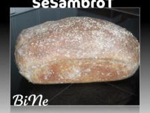 BiNe` S SESAMBROT - Rezept