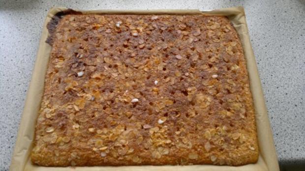 Mandel zucker kuchen