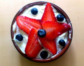 Mini - Erdbeertörtchen - Rezept