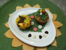 Kinder-Oster-Muffins - Rezept