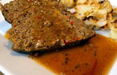 "Hackbraten ""Sweet and Hot"" - Rezept"