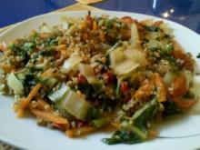 Vegetarisch: Oriental Wonder-Pfanne - Rezept