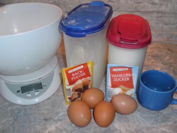 Mango-Quark-Torte - Rezept - Bild Nr. 2