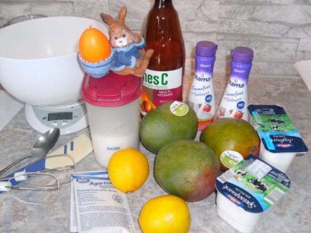 Mango-Quark-Torte - Rezept - Bild Nr. 8