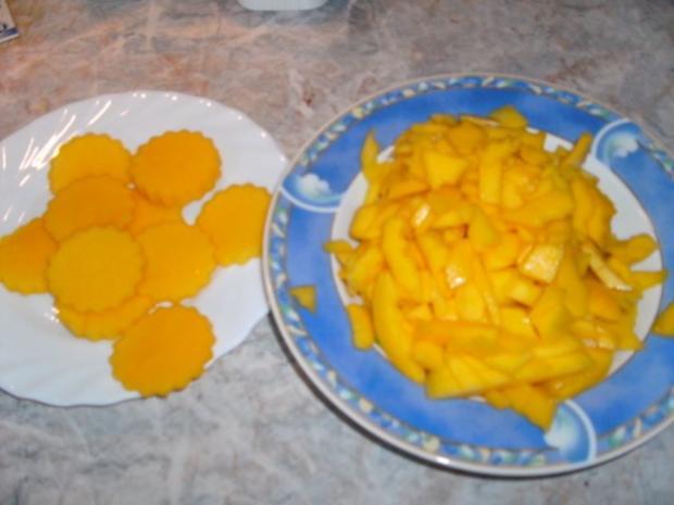 Mango-Quark-Torte - Rezept - Bild Nr. 10