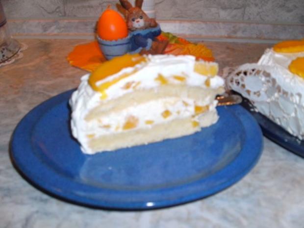 Mango-Quark-Torte - Rezept - Bild Nr. 19