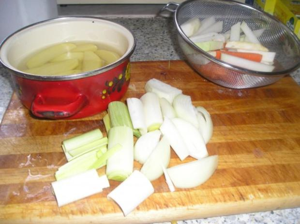 Couscous mit Hühnerfleisch - Rezept - Bild Nr. 2