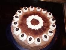 Torten: Mokka-Torte - Rezept