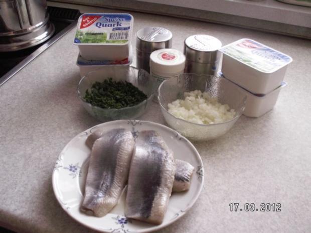 Weißkäse und Pellkartoffeln - Rezept - Bild Nr. 2