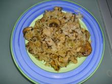 Thunfisch-Reis-Pfanne - Rezept