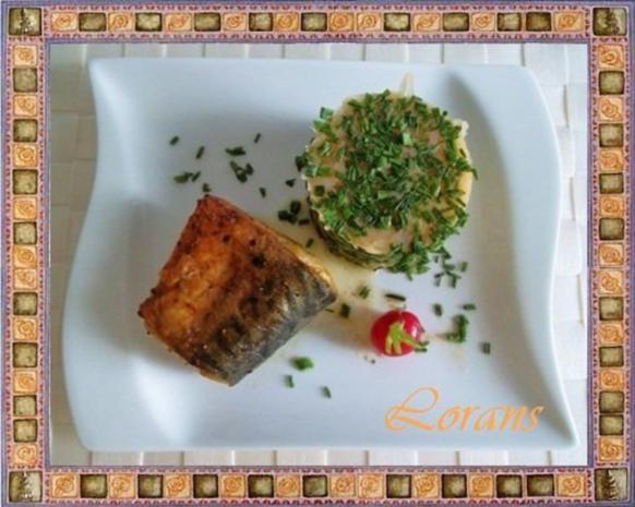 Gebratene Makrele mit einer raffinierten  Kräuterkomposition - Rezept - Bild Nr. 10
