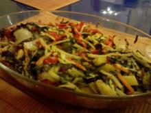 Vegetarisch: Mediteranes Ofengemüse â la Gudrun - Rezept