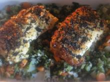 Ein Sesam-Fisch für ne Maus - Rezept