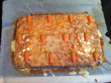 "Rezept: ""KUCHEN"" Carrot Cake"