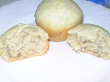 """Dinkel-""""Brot""""-Muffins mit Sonnenblumenkernen - Rezept"""