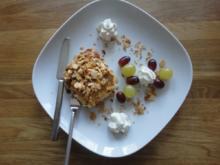 Trauben-Quark-Auflauf - Rezept