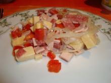 Schweizer Wurstsalat - Rezept