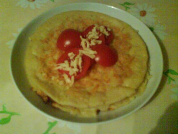 Cheese Pencakes - Rezept