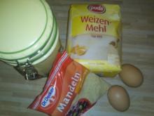 Süße Oster-Knabberei - Rezept