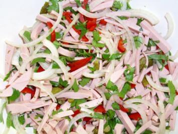 Wurstsalat - Rezept