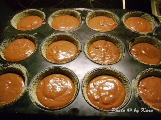 Muffins: Schokohasen - Rezept - Bild Nr. 2