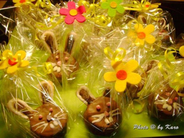Muffins: Schokohasen - Rezept - Bild Nr. 5