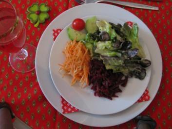 Salatsauce Yolanda - Rezept