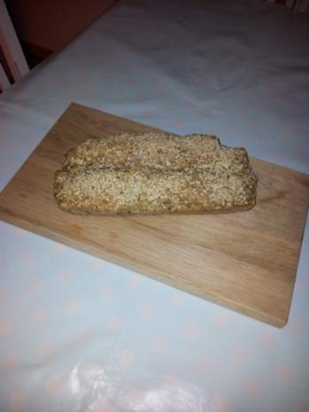 Würziges Brot - Rezept