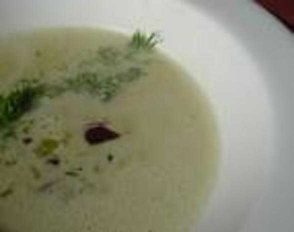 Zwiebel - Käse - Suppe - Rezept
