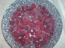 blitzschnelles melba-dessert - Rezept