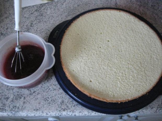 Torte mit leichter Marzipannote - Rezept - Bild Nr. 2