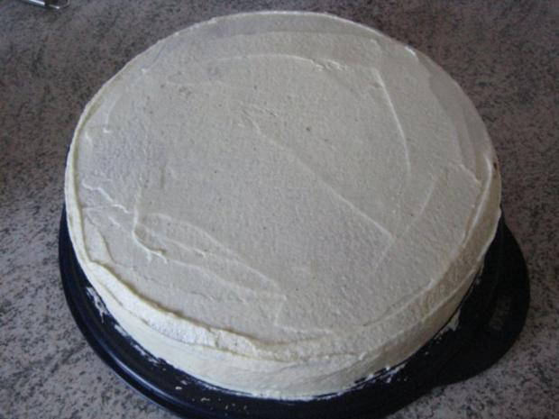 Torte mit leichter Marzipannote - Rezept - Bild Nr. 5
