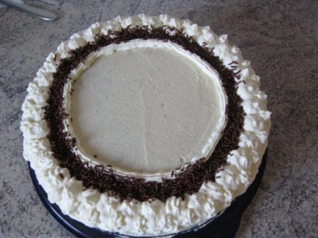 Torte mit leichter Marzipannote - Rezept - Bild Nr. 6