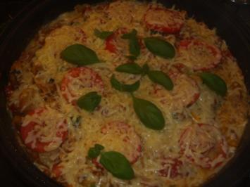 Kartoffel-Paprika-Cabanossi-Pfanne - Rezept
