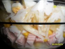 Schichtsalat - Rezept