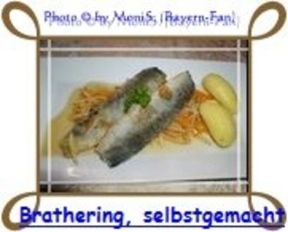 Bratheringe, selbstgemacht - Rezept