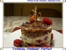 Tiramisu Himbeer Parfait - Rezept