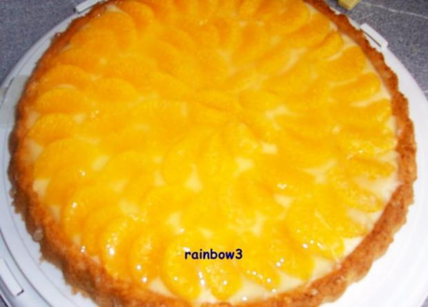 Backen: Mandarinen-Torte - Rezept - Bild Nr. 4